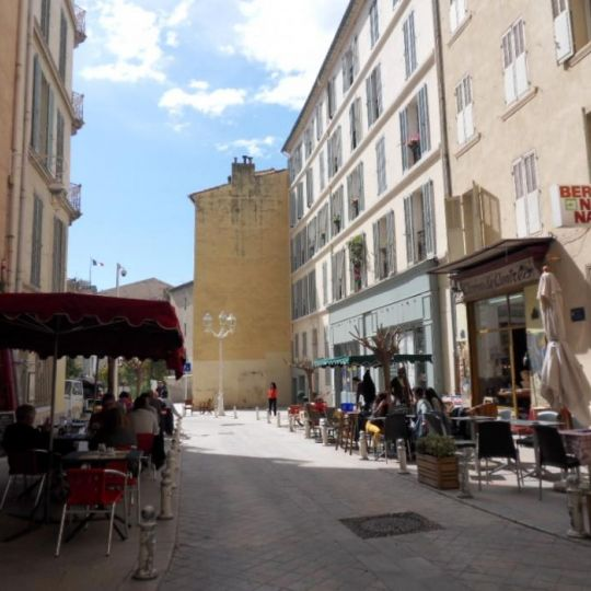 SISYPHE immobilier : Appartement | TOULON (83000) | 25.58m2 | 450 €